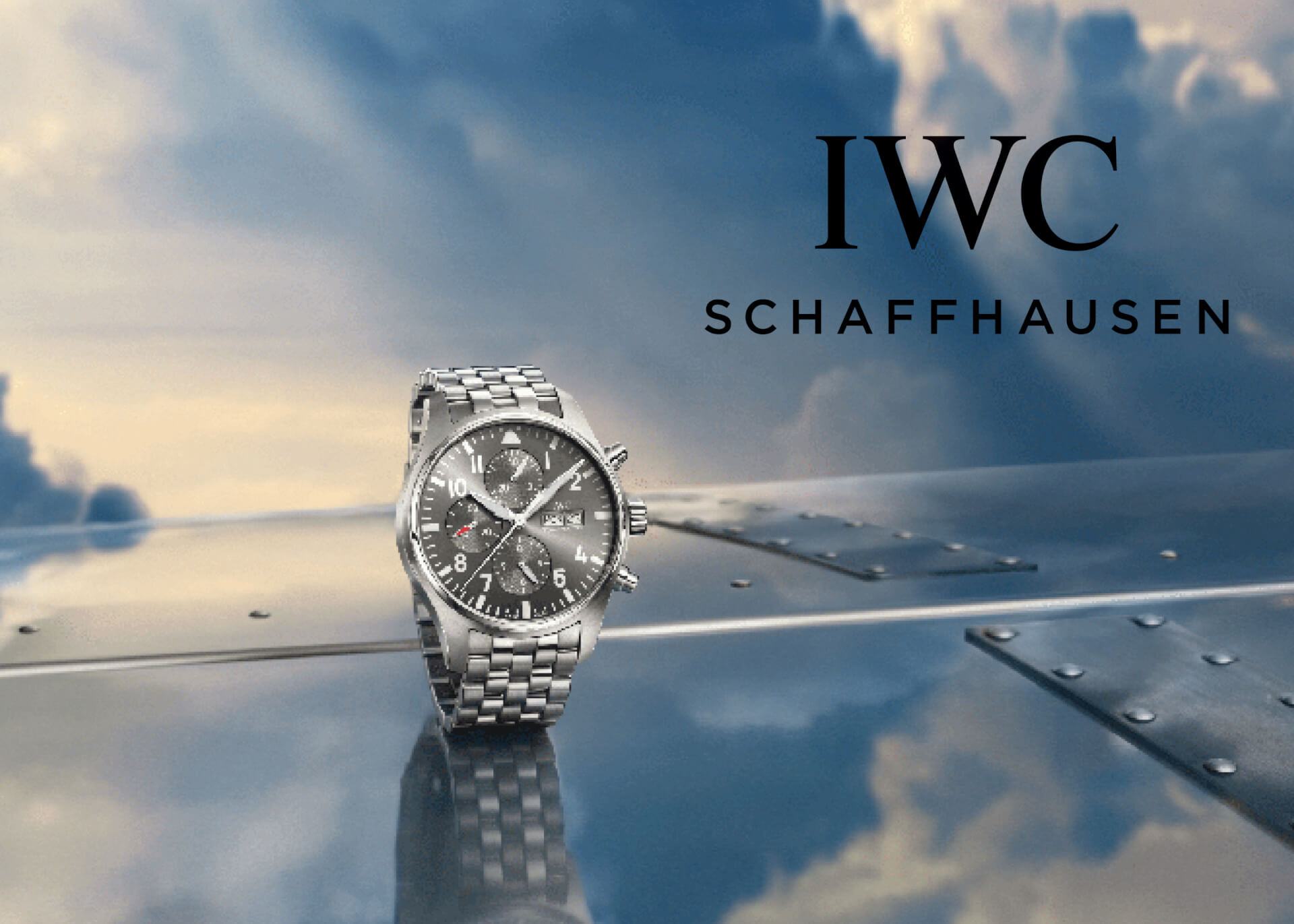 IWC Schaffhausen Collection @brownjewelers
